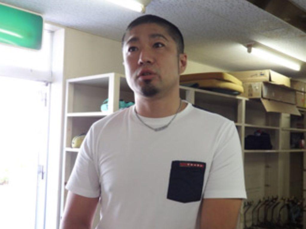 青森競輪開設69周年記念前検日情報トップ選手競輪桐山敬太郎