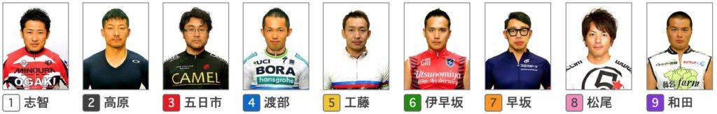 【防府競輪予想】F1スポニチ金杯争奪戦 最終日10R,11R,12R2