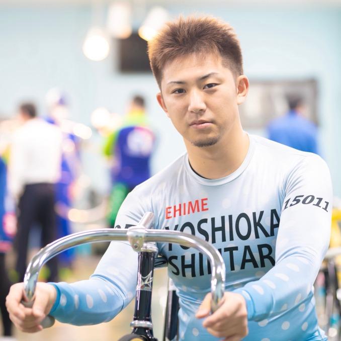 イケメン吉岡伸太郎競輪選手