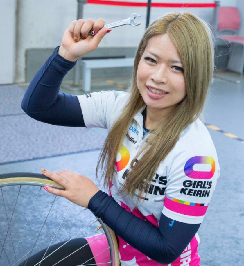 史上初の100回優勝目前のかわいいガールズケイリン石井寛子選手2