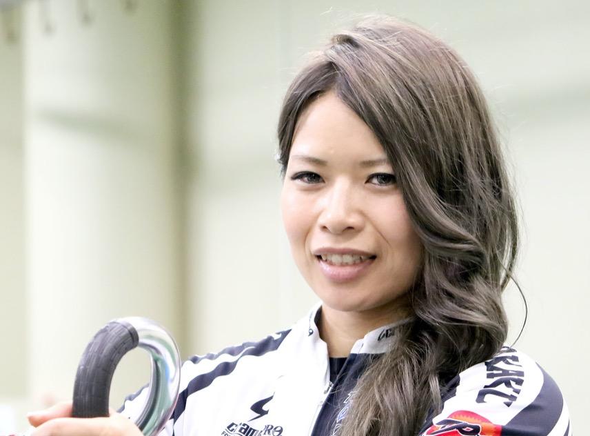 史上初の100回優勝目前のかわいいガールズケイリン石井寛子選手4