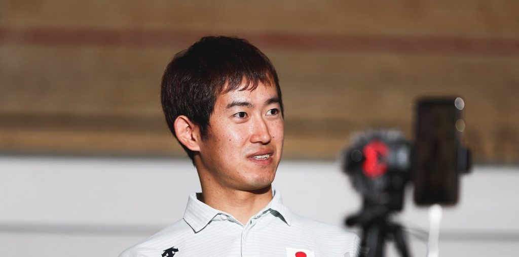 男子ケイリン・スプリント脇本雄太選手:東京オリンピック自転車トラック競技