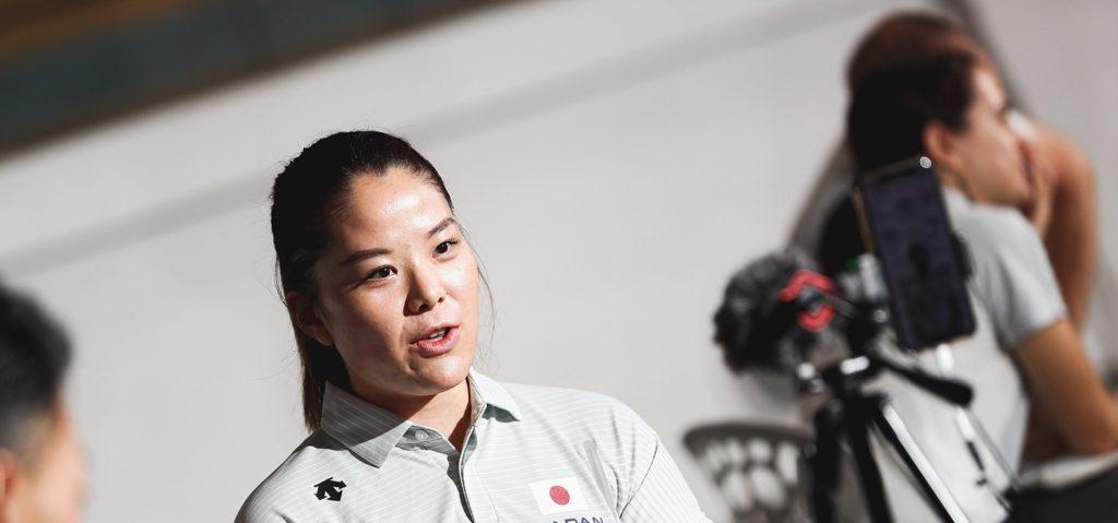 女子ケイリン・スプリント小林優香選手:東京オリンピック自転車トラック競技