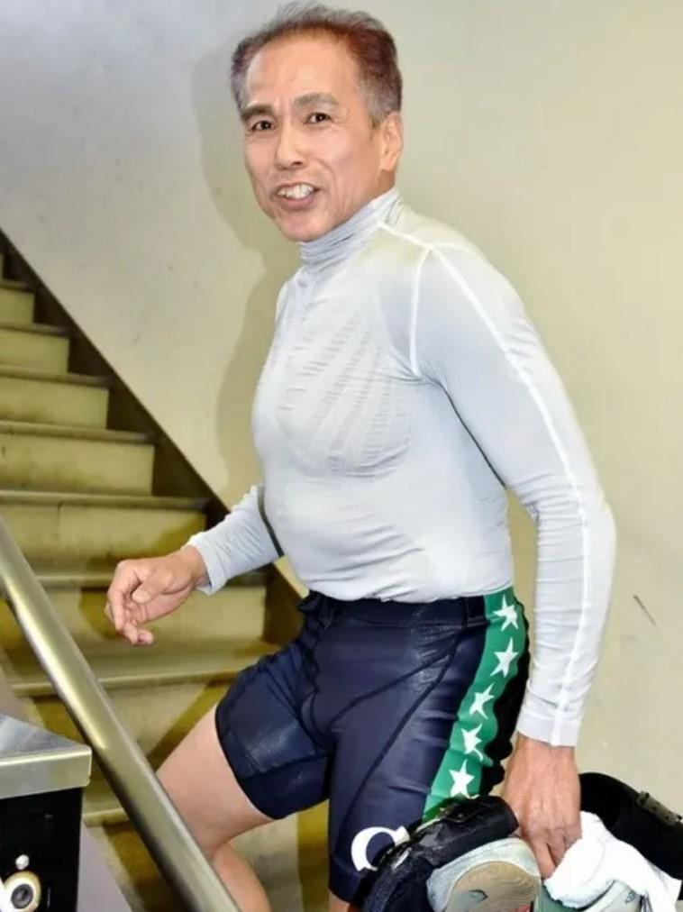 現役最高年齢佐古雅俊選手