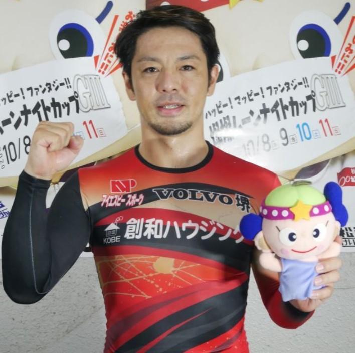 山本伸一松戸G3初制覇